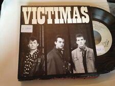 """VICTIMAS - ENTRE LA NIEBLA 7"""" SINGLE EP POWER POP"""