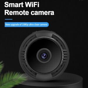 Mini Spy Camera WiFi 1080P HD Premium Wireless Hidden Camera With Microphone