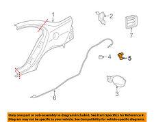 MITSUBISHI OEM 11-13 Outlander Fuel Door Gas Cap Hatch-Lock MN105404