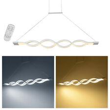 60W LED Acryl Kronleuchter Pendelleuchte Deckenlampe Dimmbar mit Fernbedienung