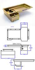 Canton 15-276 Remote 90 Filter Mount Front Sump 240sx LS1 LS6 Swap Oil Pan Kit