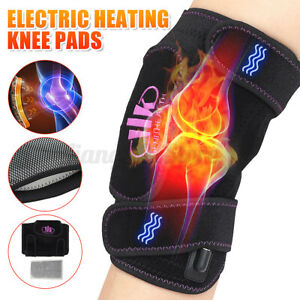 Electric Heating Knee Pad Physiotherapy Heater Therapy Support Rehabilitation