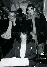 PASCALE PETIT MICHEL CONSTANTIN   L'ADDITION EST POUR MOI  1988  VINTAGE PHOTO
