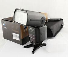 Triopo TR-985 Funkfernbedienung LCD E-TTL Blitzgerät 1/8000s Blitz für Canon EOS