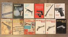 New ListingVintage Lot of 12 Gun Books Of Handguns, Etc - Marksmanship, Owner's Manuals