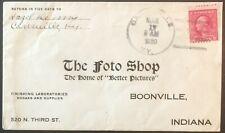 Scott# 500, 2c Deep Rose Type Ia on 1920 cover, cat $650, PSE Certificate #27023
