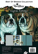 "Pollyanna Pickering ""english Bulldogs"" Best of Breeds Card Making Kit"