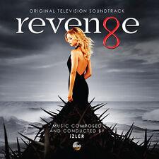REVENGE (MUSIQUE DE SERIE TV) - IZLER (CD)