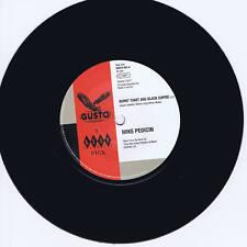 MIKE PEDICIN - BURNT TOAST & BLACK COFFEE - HOT CROSSOVER R&B STROLLER