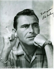 Rod Serling Portrait Twilight Zone Serling Smoking Cigarette  MUST SEE