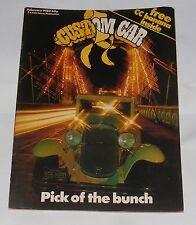 CUSTOM CAR MAGAZINE FEBRUARY 1980 PICK OF THE BUNCH