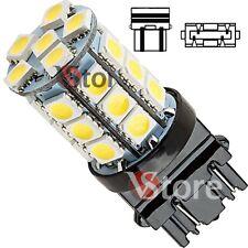 2 Lampada Led T25 P27/7W 3157 27SMD 5050 Led Stop Freni Luci Posteriori Auto