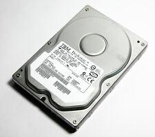 40GB IDE P-ATA IBM interne Festplatte 2MB PUFFER UDMA-100 generalüberholt