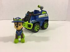 Paw Patrol Chase's Jungle Cruiser Spin Master