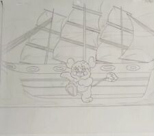 POPPLES  Original Animation Production Art Drawing DIC Entertainment