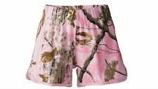 Cabela's Camo Sleep Boxers Shorts Pajamas 2xl Zones Woodlands Pink Womens