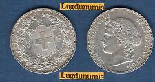 Suisse - 5 Francs 1909 Argent TTB + Extremly Fine - Swiss Helvetia 120 000 Exemp