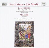 Palestrina - Missa Papae Marcelli [CD]