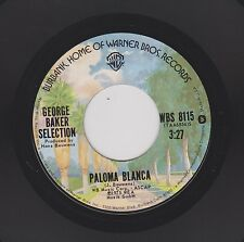 GEORGE BAKER SELECTION {Bubblegum Pop Rock} Paloma Blanca / Dreamboat ♫HEAR