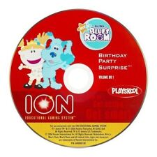 Ion Educational Gaming System Learning Disc: Blue's Room Birthday Party Surprise