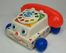 Vintage Fisher Price 1961 chatter telephone