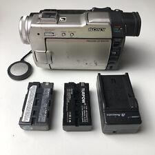 New ListingSony Dcr-Trv9 Mini Dv Handycam Video Camera Camcorder Transfer Tested