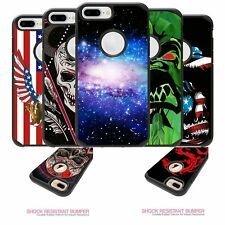 For Apple iPhone 8 Plus | iPhone 7 Plus Protective Dual Layer Slim Fit Case