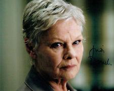 James Bond D Surname Initial Collectable Autographs