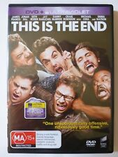 This Is the End [MA15+] (DVD, 2013, R4)
