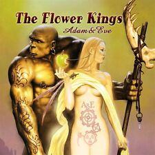 FLOWER KINGS - ADAM & EVE - CD SIGILLATO 2012 JEWELCASE