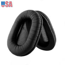 Replacement Ear Pad Cushions For MDR-CD 900ST  MDR-V6 Headphone Black Sponge