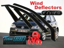 VW GOLF V MK 5 2004 - 2009  Wind deflectors  4.pcs  HEKO  31150