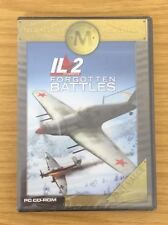 IL-2 Sturmovik - Forgotten Battles (PC-CD) BRAND NEW SEALED
