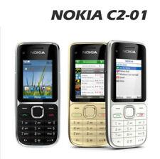 Telefono-Cellulare-Nokia-c2-01-umts-fotocamera Phone1 anno di garanzia argento