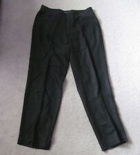 Austin Reed London Men's Black Pants Size 34W 30L