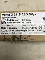NEW ALLIED VISION TECHNOLOGIES MANTA G-201B ASG 30FPS MONOCHROME CCD CAMERA
