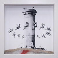 BANKSY -  THE WALLED OFF HOTEL BOX SET - PRINT