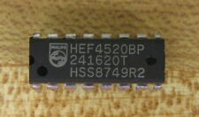 Philips HEF4520BP Integrated Circuit (Pack of 9)