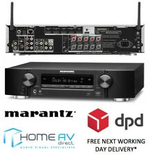 Marantz NR1508 5.2 Slim Line AV Cinema Surround Sound Receiver With HEOS - BLACK
