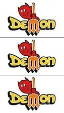 "Mopar 1971 Dodge ""Demon"" 3 pc Fender & Deck Lid Decal Kit"