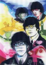 3D Lenticular Postcards - The Beatles, Juan Carlos Espejo