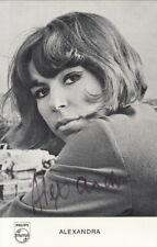 Alexandra Original Signed Philips AK 60er