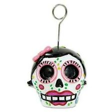 Day of the Dead Female Photo/Balloon Holder