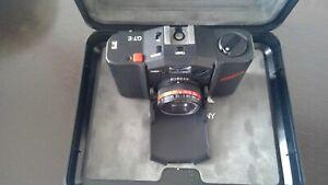 Minox Camera 35 GT - E + Blitzgerät Minox FC - E