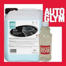 Autoglym Deep Windscreen Cleaning Cream Glass Polish Crystal Clear Vision 5 L