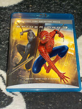 Spiderman 3 Blu Ray Tobey Maguire Free Shipping
