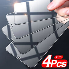 1x-4x Panzerfolie für iPhone 12 | Mini | Pro Max Display Schutzglas 9H Glas Klar