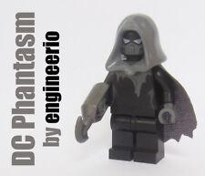 LEGO Custom -- Phantasm - DC  minifigures knight dark super heroes batman