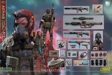 S++: LIMTOYS LIMINI 1/12 MGS AEHAB ACTION FIGURE S++ DELUXE VER