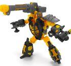 Transformers Cybertron SCRAPMETAL complete Scout Yellow